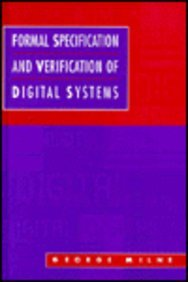 9780077078119: Formal Specification and Verification of Digital Systems