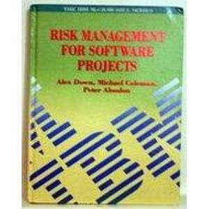 9780077078164: Risk Management for Software Projects (Ibm Mcgraw-Hill Series)