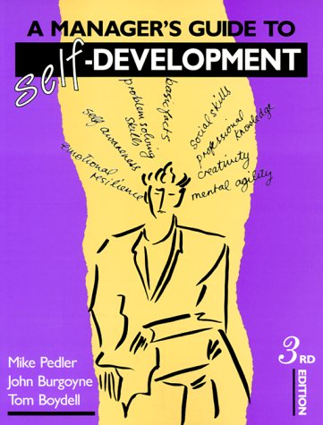 9780077078294: A Manager's Guide to Self-development (Mcgraw-Hill Self-Development)