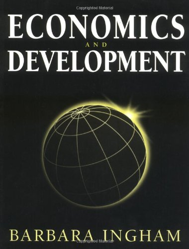 9780077078737: Economics And Development