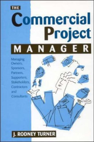 9780077079468: The Commercial Project Manager: Key Commercial, Financial, and Legal Skills for Project Managers