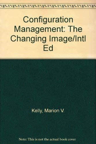 9780077079772: Configuration Management: The Changing Image
