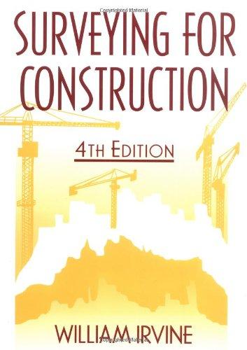 9780077079987: Surveying for Construction 4/e