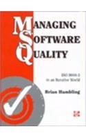 9780077090395: Managing Software Quality