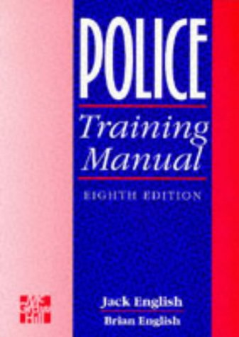 9780077090791: Police Training Manual