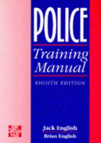 Police Training Manual