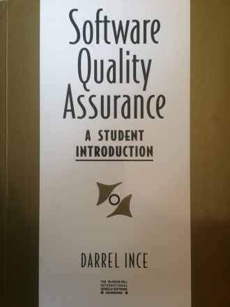 9780077090968: Software Quality Assurance: A Student Introduction (The Mcgraw-Hill International Series in Software Engineering)