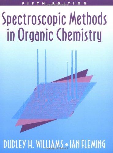 9780077091477: Spectroscopic Methods Organic Chemistry