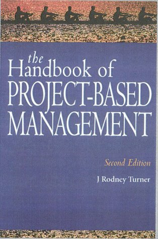 9780077091613: The Handbook Of Project-Based Management: Improving the Process for Achieving Strategic Objectives