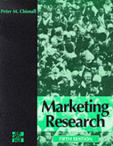 9780077091750: Marketing Research (McGraw-Hill marketing for professionals series)
