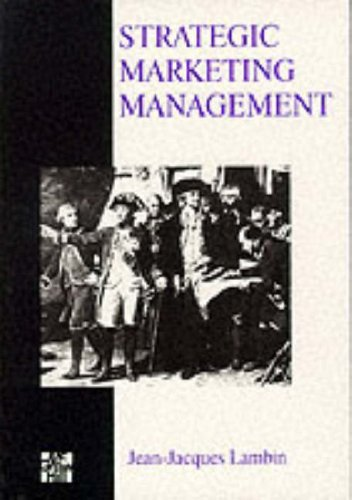 9780077092276: Strategic Marketing Management