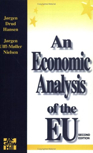 9780077092313: An Economic Analysis Of The E.U