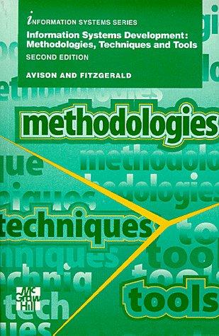 9780077092337: Information Systems Development: Methodologies, Techniques, and Tools (Information Systems Series)