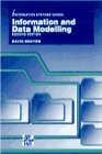 9780077092412: Information and Data Modelling (Information systems series)