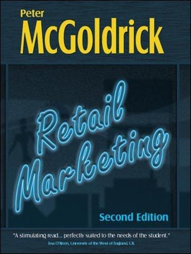 9780077092504: Retail Marketing