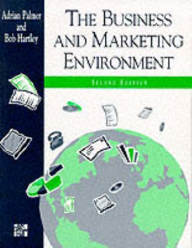 9780077092627: The Business and Marketing Environment