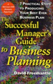 9780077092832: Successful Manager's Guide to Business Planning