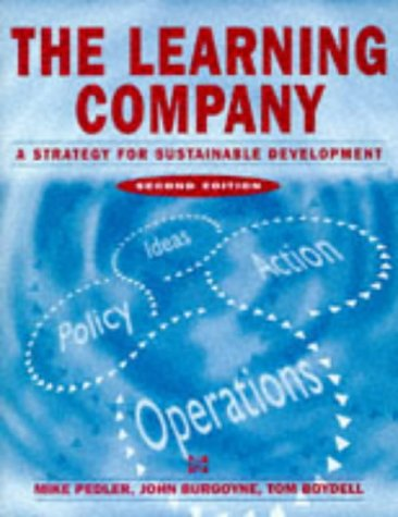 9780077093006: The Learning Company: A Strategy for Sustainable Development (Spanish Language Imports)