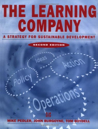 9780077093006: The Learning Company: A Strategy for Sustainable Development