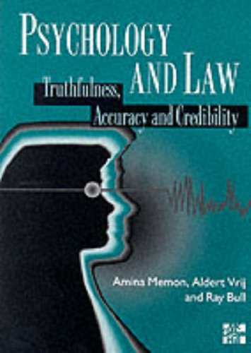 9780077093167: Psychology and Law: Truthfulness, Accuracy and Credibility