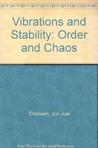 9780077093624: Vibrations and Stability: Order and Chaos