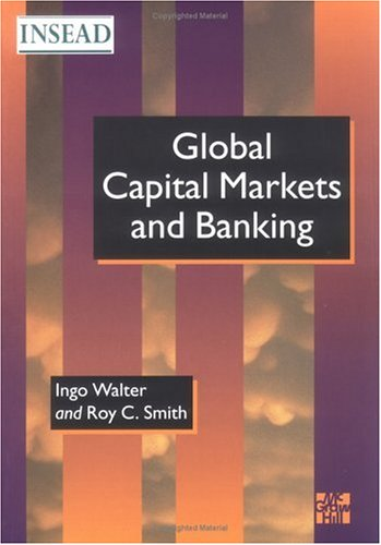 9780077094225: Global Capital Markets and Banking (INSEAD Global Management)