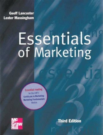 9780077094379: Essentials of Marketing