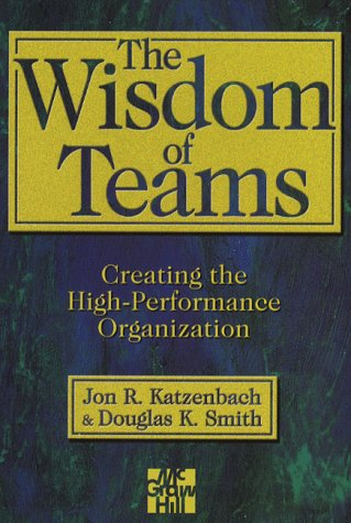 9780077094577: Wisdom of Teams: Creating the High-performance Organization