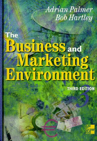 9780077094942: The Business and Marketing Environment