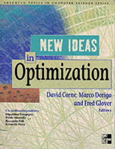 9780077095062: New Ideas In Optimization (Advanced Topics in Computer Science)