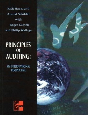 9780077095321: Principles of Auditing: An International Perspective