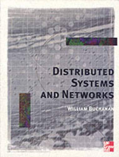 9780077095833: Distributed Systems and Networks