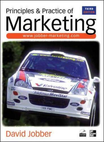 9780077096137: Principles and Practices of Marketing