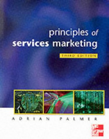 9780077097486: Principles of Services Marketing