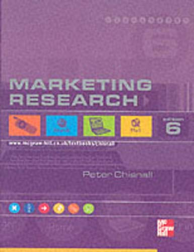 9780077097516: Marketing Research 6/e