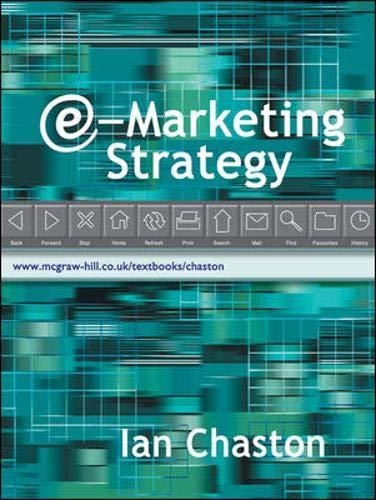9780077097530: E-Marketing Strategy
