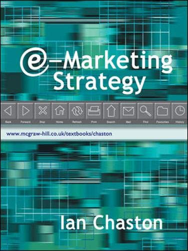 9780077097530: E-Marketing Strategy
