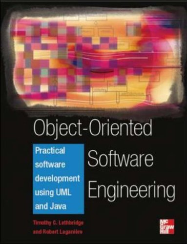 9780077097615: Object-Oriented Software Engineering: Practical software development using UML and Java