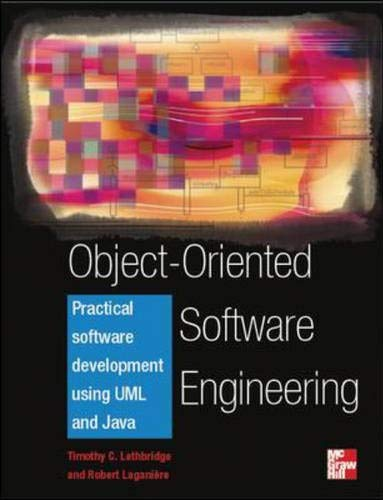 9780077097615: Object-oriented Software Engineering