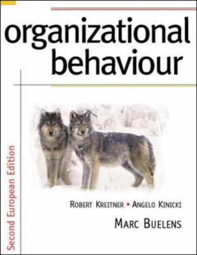 9780077098285: Organizational Behavior