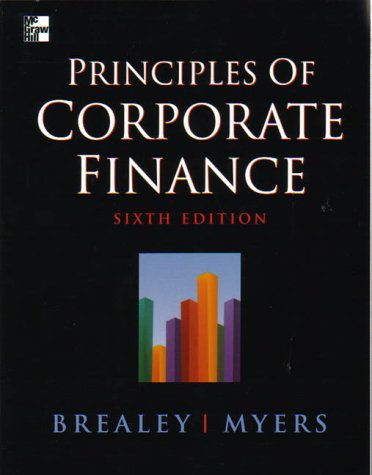 9780077098438: Principles of Corporate Finance