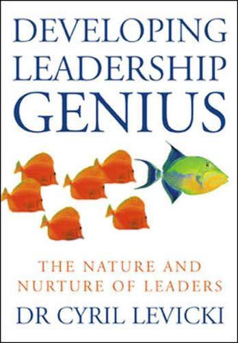 9780077098483: Developing Leadership Genius