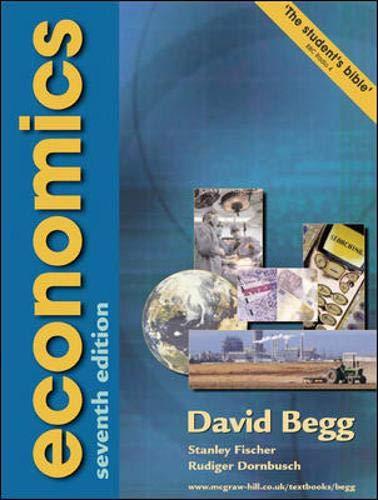 Begg economics pdf david