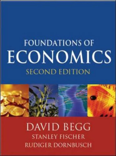 9780077099855: Foundations of Economics