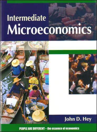 9780077103644: Intermediate Microeconomics