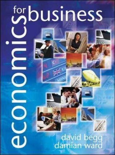 9780077104290: Economics for Business
