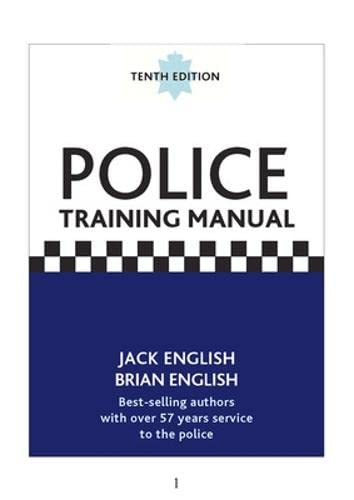 9780077107314: Police Training Manual