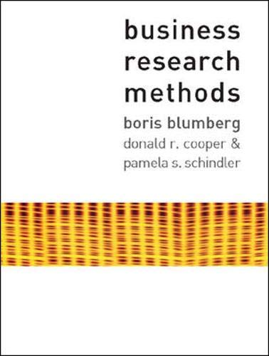 9780077107420: Business Research Methods