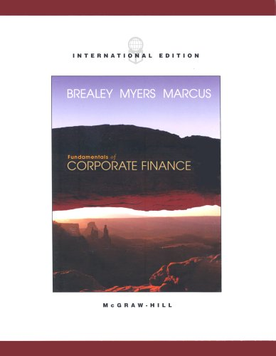 9780077108212: Fundamentals of Corporate Finance: WITH Student CD ROM, Powerweb & S&P