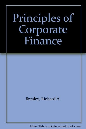 9780077108229: Principles of Corporate Finance